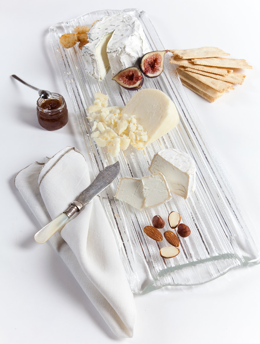 Cheese plate - food photography by Jason Tinacci