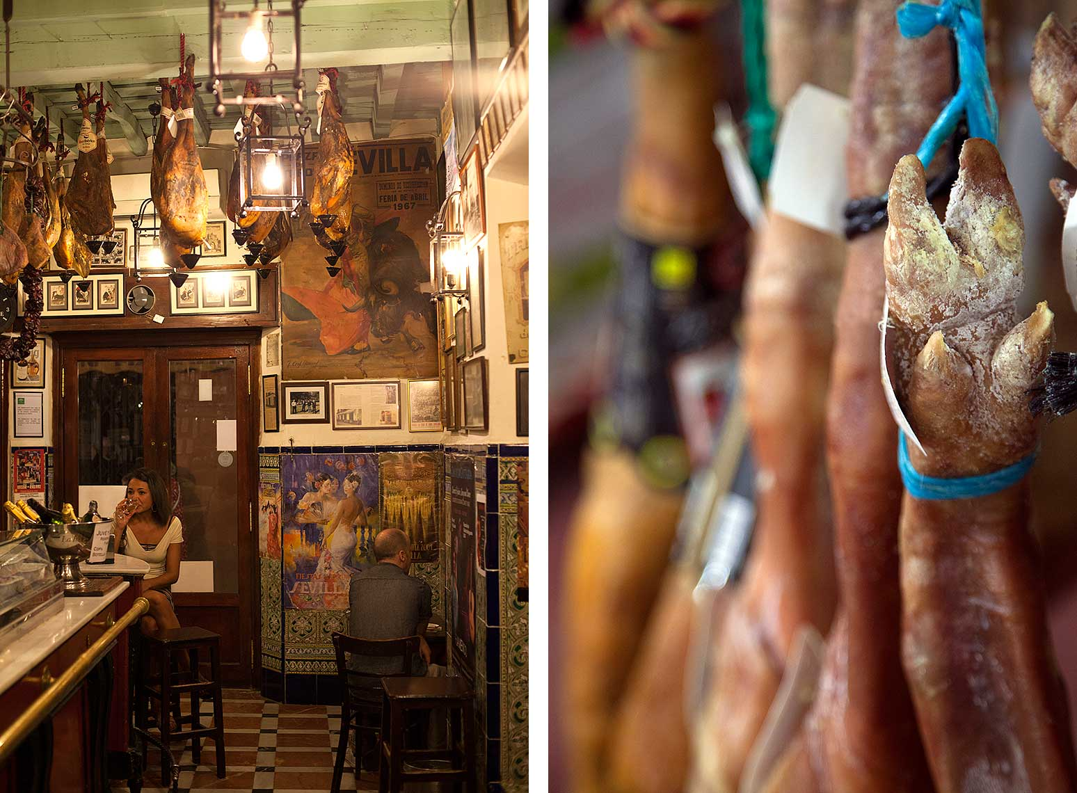 Tapas in Seville, Spain - travel food photos by Jason Tinacci